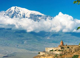 "Gallery ""Khor Virap"", Armenia."
