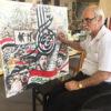 Photo album of the Assyrian painter Shaia Kaia.