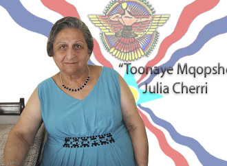 """Toonaye Mqopshe""– Julia Cherri. Part – 85."