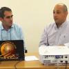 Introduction of Ashlay Nessaba at Urhay association.