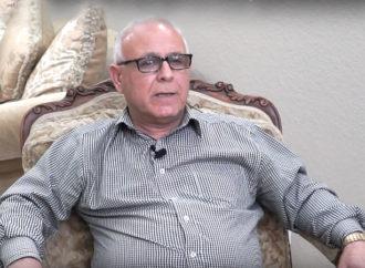 Rabi Anwar Atto, Assyrian Language Coordinator at the Assyrian Schools in Australia.