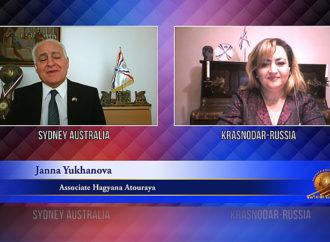 Assyrian Reality TV special with Janna Yukhanova.