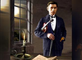 William D. S. Daniel.