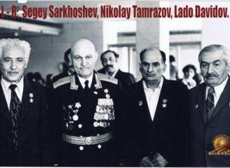Photo album of the Assyrian heroes in World War II.