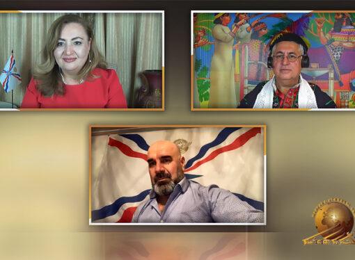 Happy Assyrian New Year!