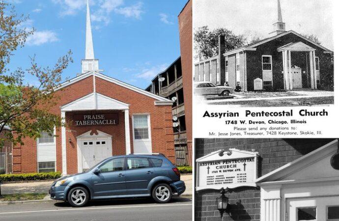 The Assyrian Pentecostal Church in Chicago.