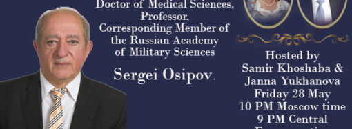 Interview with the Doctor Sergei Osipov.