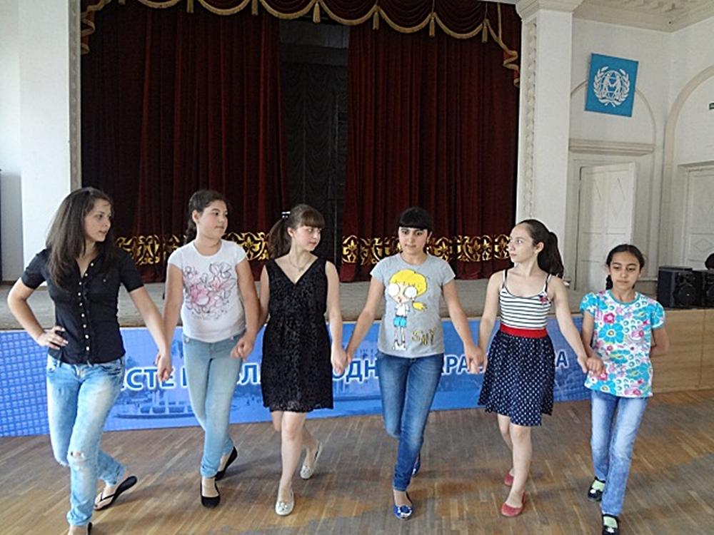 Center of National Cultures in Krasnodar.
