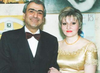 Sergey & Rauzalia Givargizovs.
