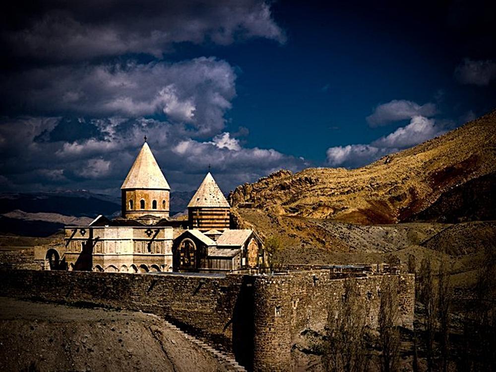 Vank Mar Tatavus (Qara Kelisa).