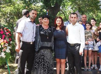 Youma d'Sahde Atouraye go Erevan (Armenia).