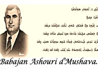 Babajan Ashouri d'Mushava.