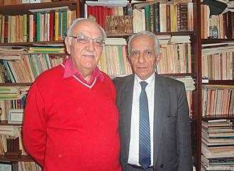 Михаил Маммоо- ассирийский писатель.