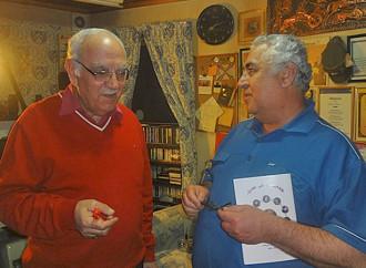 Самир Хошаба и Михаил Маммоо.