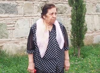Vera Givargizova, Georgia.