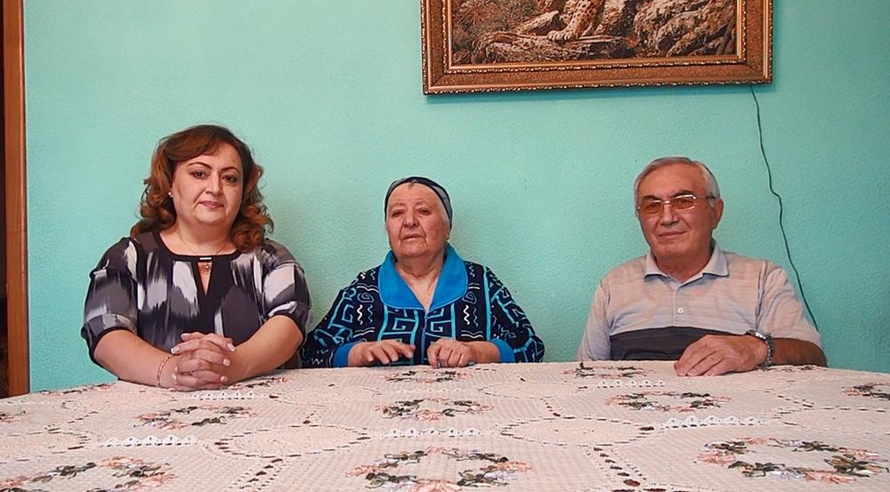 Manya Lzareva-Mushulova, Krymsk