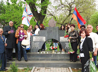 The Genocide Remembrance Day in Armenia. Part 3.