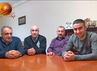 Elias Dashto, Syria-Russia.