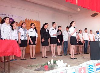 Dvin, Armenia. Part 1.