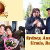 Welhimina Tooma, Sydney – Younatan Badalov, Urmia.