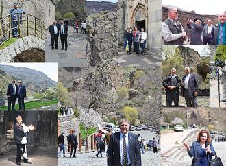 Saghbarta d'atouraye d'Chicago go Armenia. Part-6.