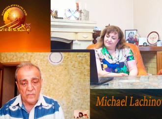 Михаил Лачинов, Тбилиси – Москва.