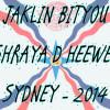 """""""Shraya d Hewee"""" – Жаклин Битью."""
