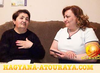 Janna Yukhanayeva, Dvin (Armenia).