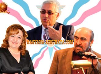 Assyrian Poet Rabi Ninos Nirari. Part – 2.