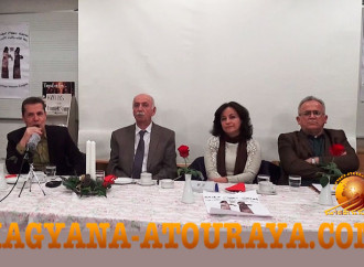 The representatives of Assyrian Writers League in Denmark. Part -3.