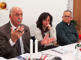 The representatives of Assyrian Writers League in Denmark. Part -2.