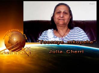 """Toonaye mqopshe"" – 3, Julia Cherri."