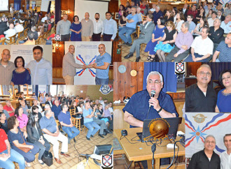 Assyrian cultural event in Wiesbaden. Part – 6.
