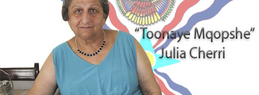 """Toonaye Mqopshe""– Julia Cherri. Part – 45."