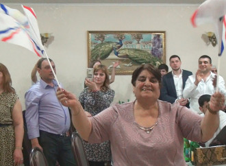Assyrian 6767 New Year in Russia.