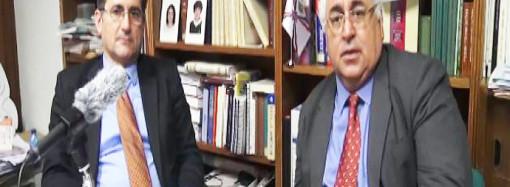 Professor Efrem Yildiz. Part – 3.