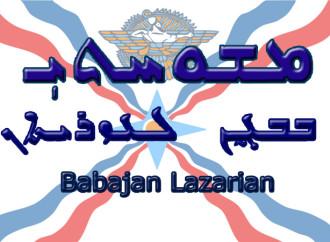 """Mshokhti"" – by Babajan Lazarian."