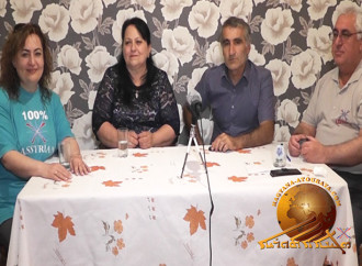 Interview with the couple Tamrazov and Tamrazova in Urmia. Part – 2.