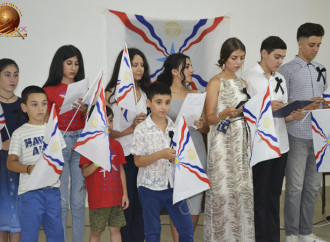 Assyrian Martyrs day in Krasnodar. Part – 2.