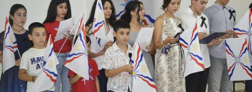 Assyrian Martyrs day in Krasnodar. Part – 2.