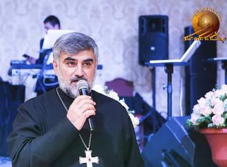 Assyrian Saint Givargis festival in Krasnodar, Russia. Part 1.
