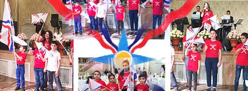 Assyrian Saint Givargis festival in Krasnodar, Russia. Part 2.