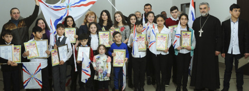 The International Mother Language Day in Krasnodar. Part – 1.