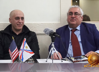 Assyrian American Association in Chicago. Part 3.