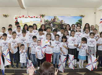 Assyrian Languages Day 2018 in Krasnodar. Part 1.