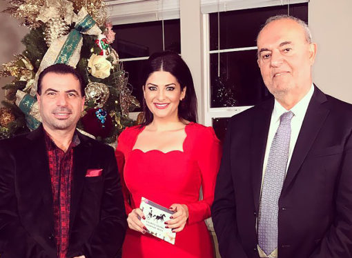 Shamiram Media ܝܘܕܥܐ ܕܫܡܝܪܡ 's Christmas 2018 special with Nelson Tamraz and John Shahidi.