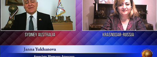 Assyrian Reality TV special with Janna Yukhanova.
