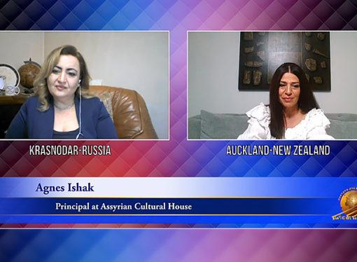 Hagyana Atouraya special with Agnes Ishak.