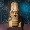 Assyrian activities at British museum, part 2 – Assur Banipal exhibition.