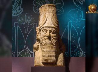 Assyrian activities at British museum, part 2 – Assur Banipal exhibition.